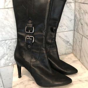 Via Spiga Tall Leather Boots